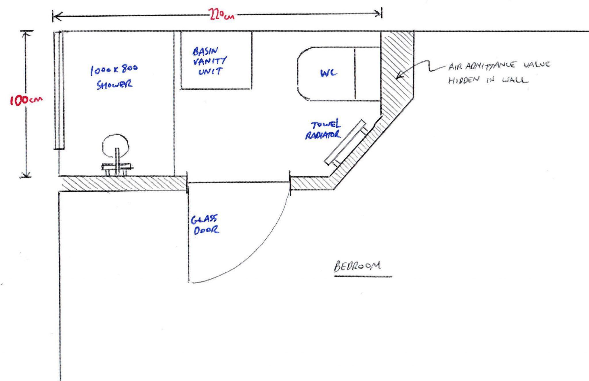 Toilet Layout Design Uk Bathroom Floor Plans Shower Room Ensuite Shower Room