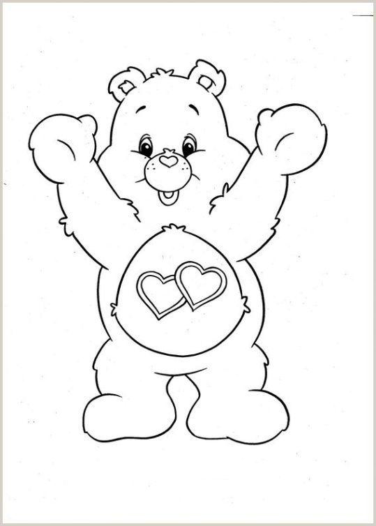 ausmalbilder für kinder die glucksbarchis 6  bear