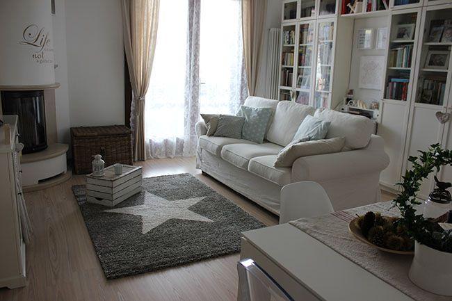 Tappeti Soggiorno Shabby : Home shabby homeun nuovo tappeto per il mio soggiorno ikea ideas