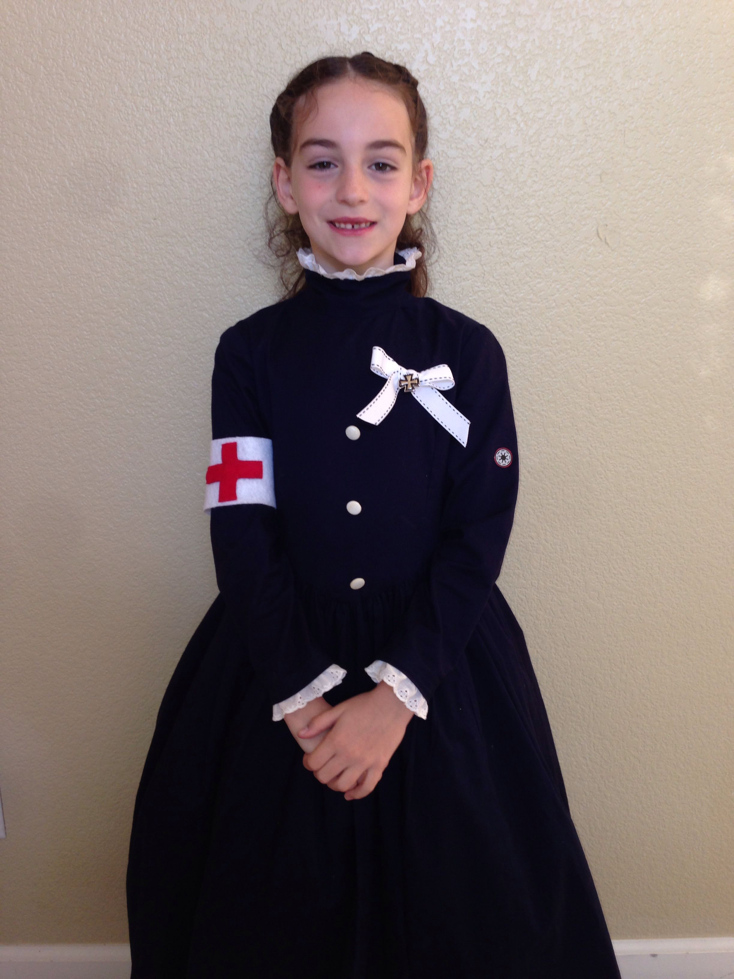 clara barton costume | kid related ideas in 2018 | pinterest | clara