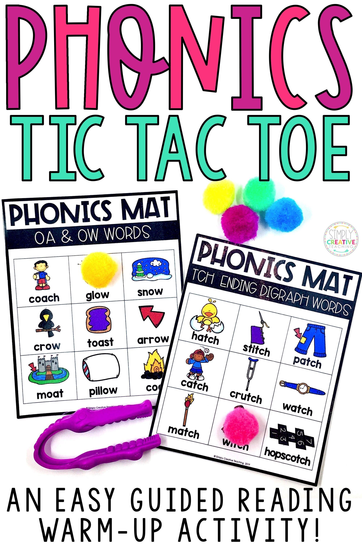 Phonics Mats Amp Word Rings