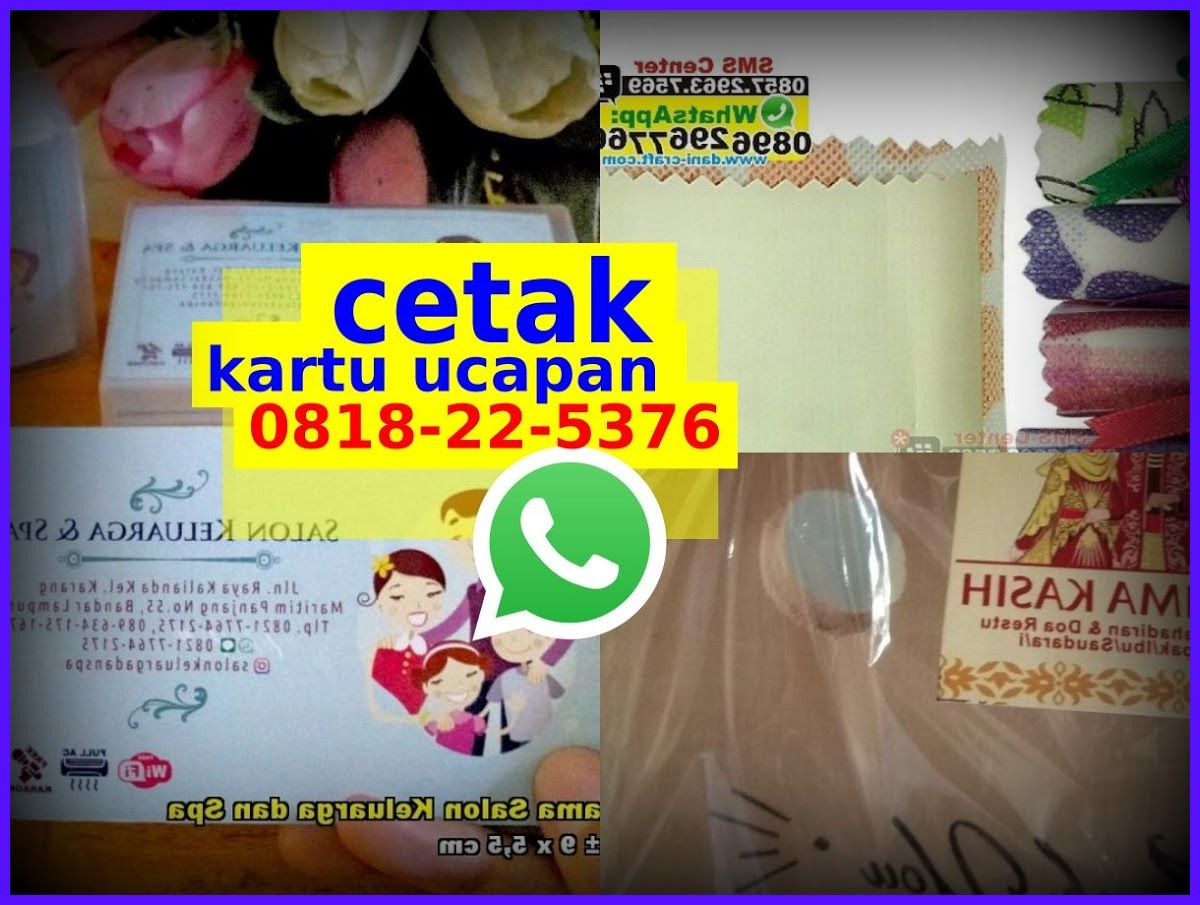 Desain Kartu Ucapan Souvenir Pernikahan Cdr 08I8225376 ...