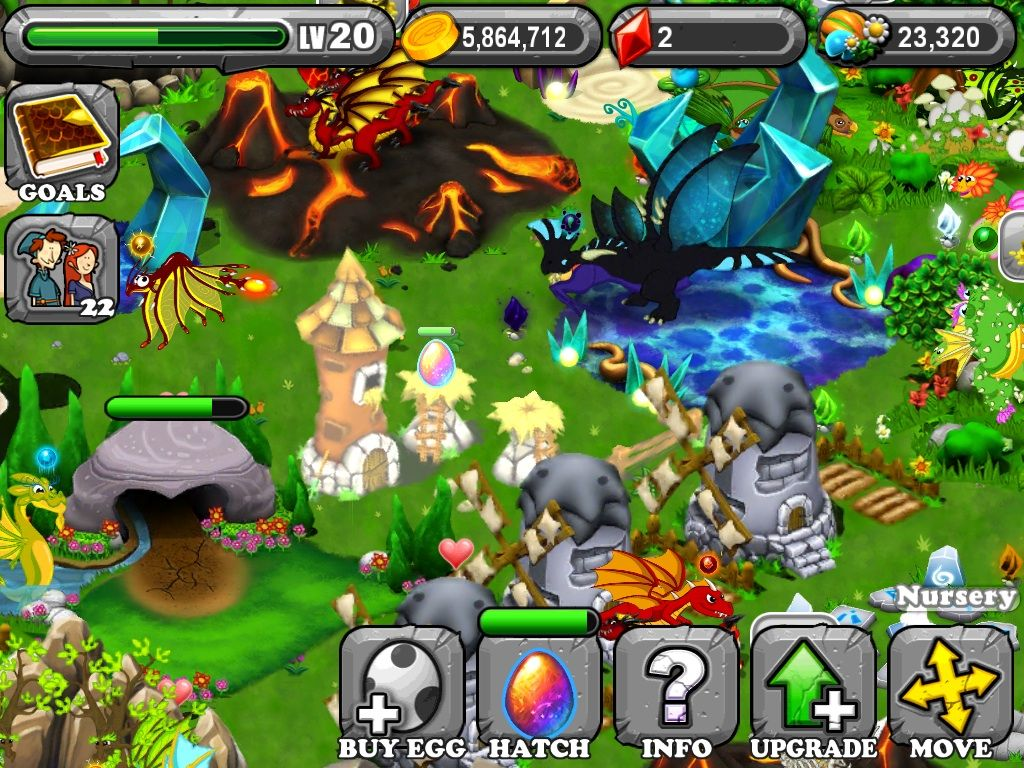 My Topaz dragon is currently in my nursery!   Nursery