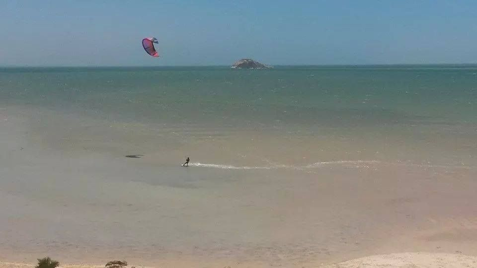 The world's best kitesurfing spot?  Just back from utter kiting bliss in Dakhla, Western Sahara. Review coming soon
