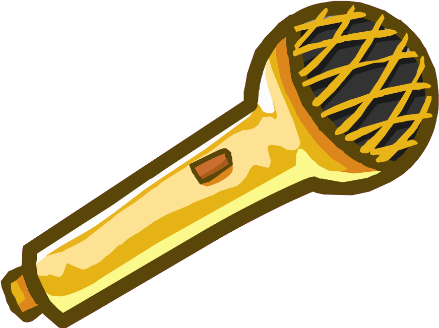 Microphone Cartoon Png Download 480 Cartoon Microphone Drawing Microphone Images
