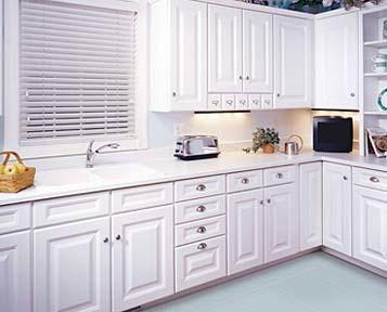 White Laminate Kitchen Cabinet Doors   White laminate, Kitchen ...