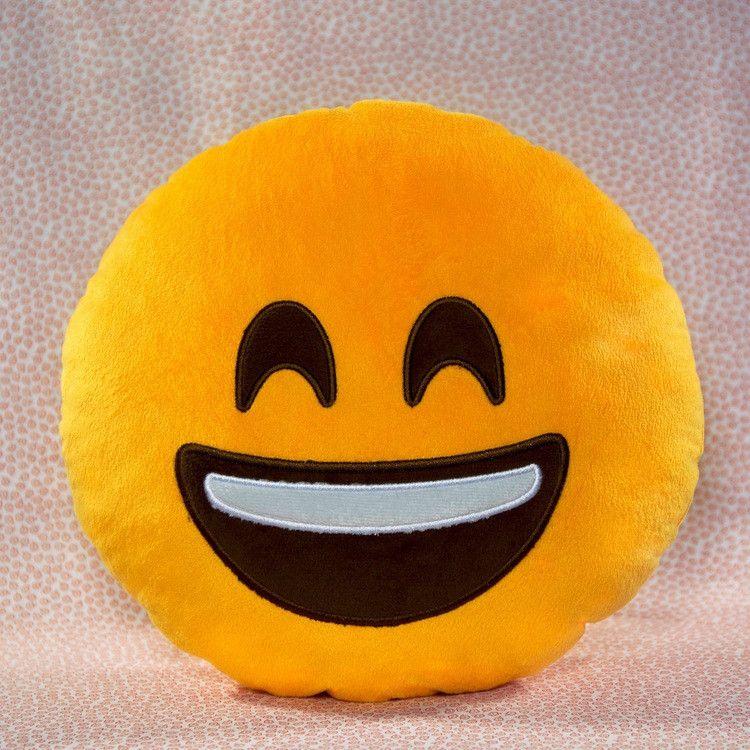 - The original Emoji Pillows® - Highest quality, made with super soft plush…