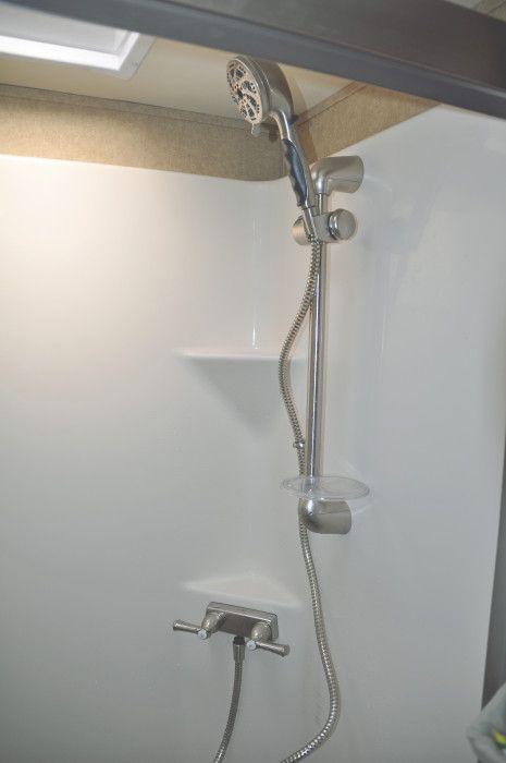 Oxygenics Shower Head Mod Installing The Fury Rv Oxygenics