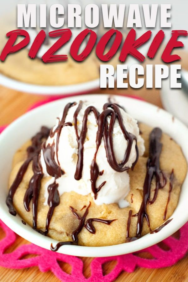This chocolate chip pizookie recipe is made in the microwave and makes just enough for two people! It's a quick and easy solution if you have no skillet and are still craving something sweet from BJs! #dessert#dessertrecipes#dessertmasters#desserttable#recipeideas#recipeoftheday#recipe#recipeoftheweek#recipe_to_go#sweet#sweettreats