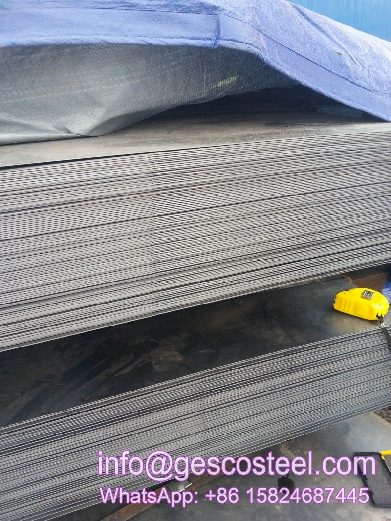 Steel Sheet Prices Hot Rolled Mild Steel Plate Q235 Steel Sheet Steel Plate Steel
