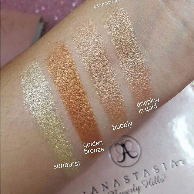 Highlighting Duo Pencil by Anastasia Beverly Hills #9