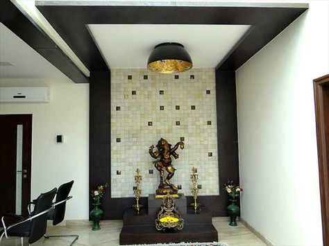 7 Awesome Pooja Room Designs Room, Interiors and House - Different Types Of Interior Design