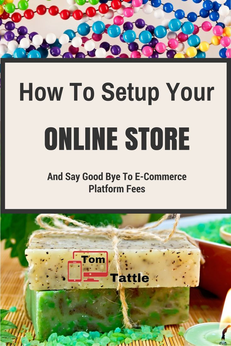 Learn how to setup your online store to sell your crafts for How do i sell my crafts online
