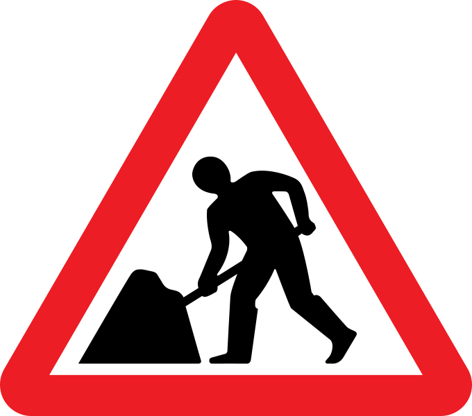 Road Sign Traffic Signs Road Work Sign Road Signs