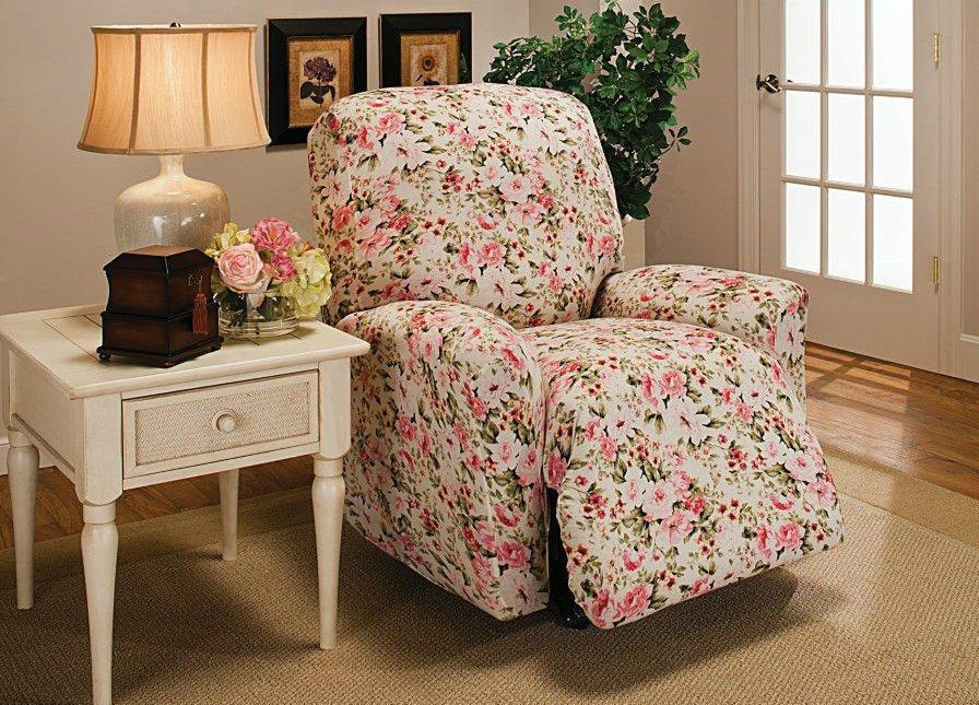 Rocker Recliner Slipcover : wing chair recliner cover - islam-shia.org