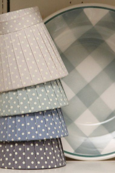 Polka dot assortiti 4 pinteres ready made and bespoke lampshades polka dot assortiti 4 more aloadofball