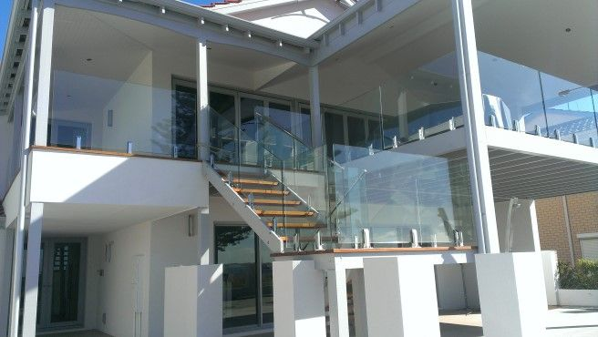Best Absolute Balustrades Toughened Laminated Glass 640 x 480