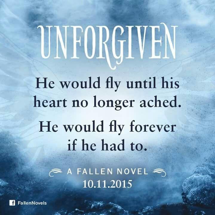 Fallen Angels Book Quotes: Unforgiven By Lauren Kate