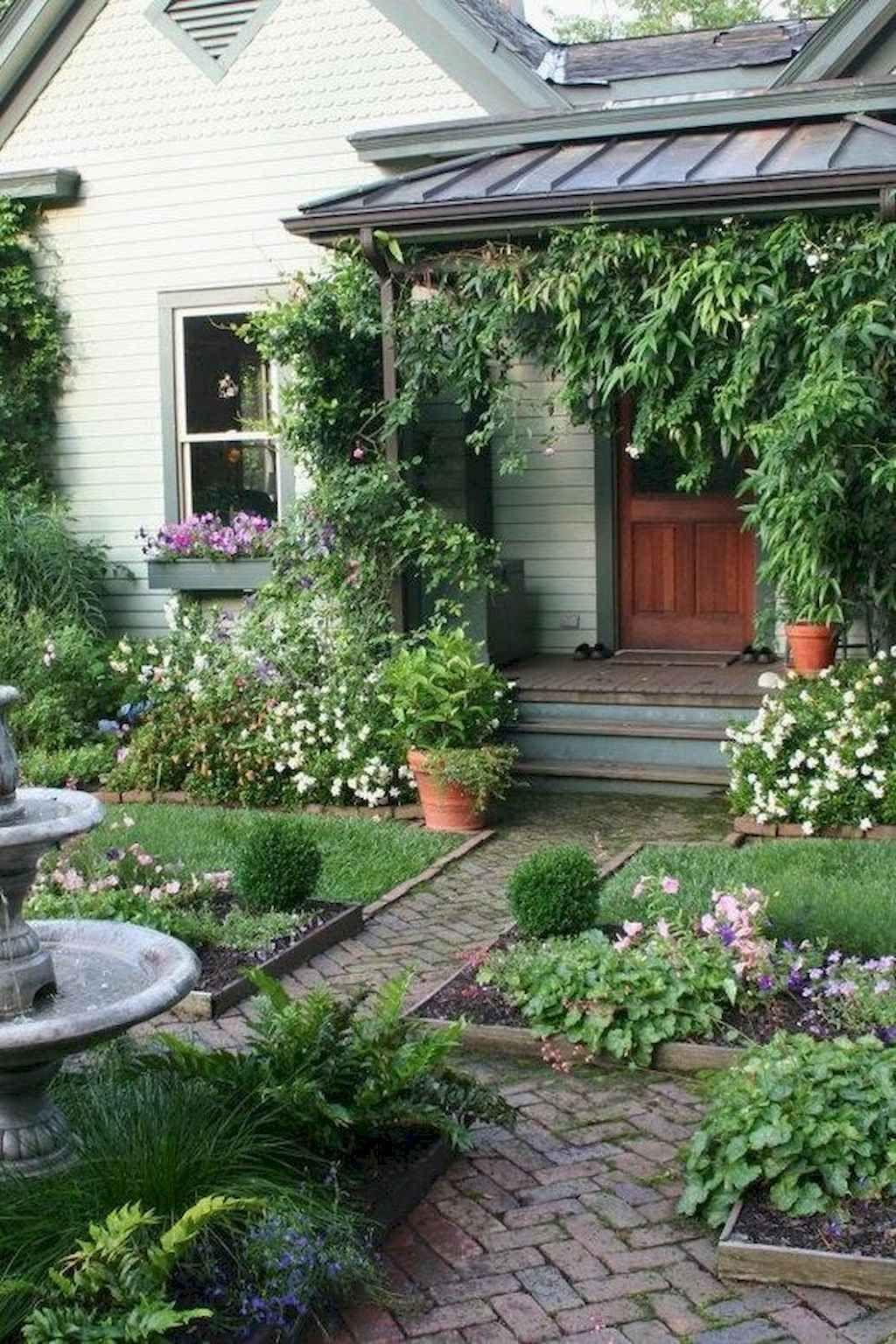 Beautiful Small Cottage Garden Ideas For Backyard Inspirations 61 Decornamentation Com Small Cottage Garden Ideas Cottage Garden Luxury Garden Backyard cottage garden ideas