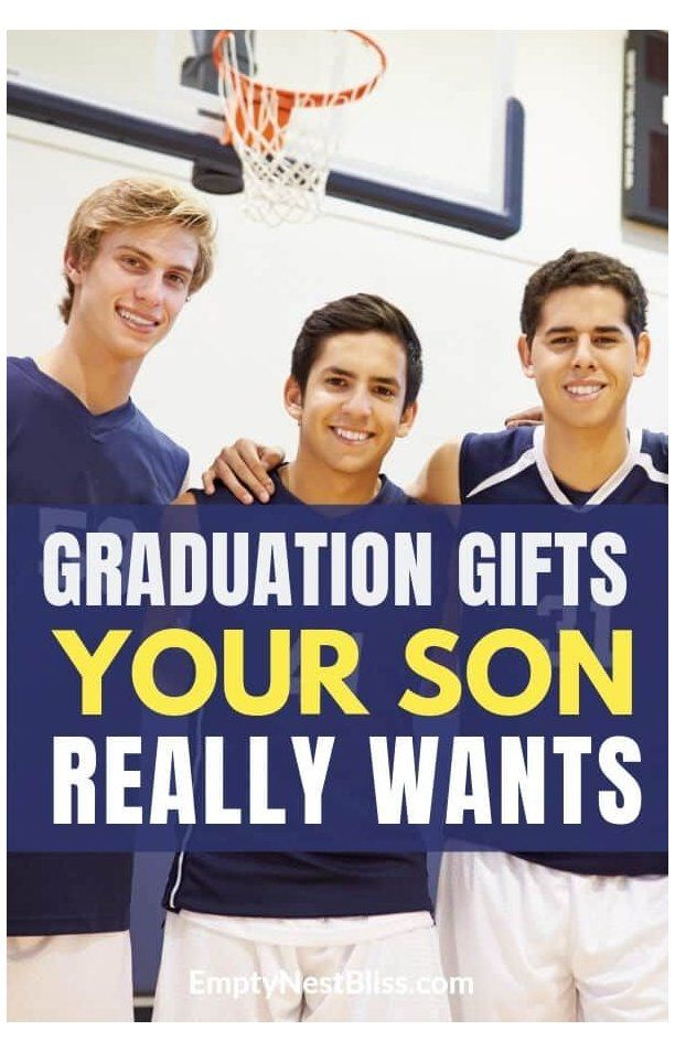 College Graduation Gift Ideas For Son: #2020 #high #school #graduation #gift #ideas #for #boys 22