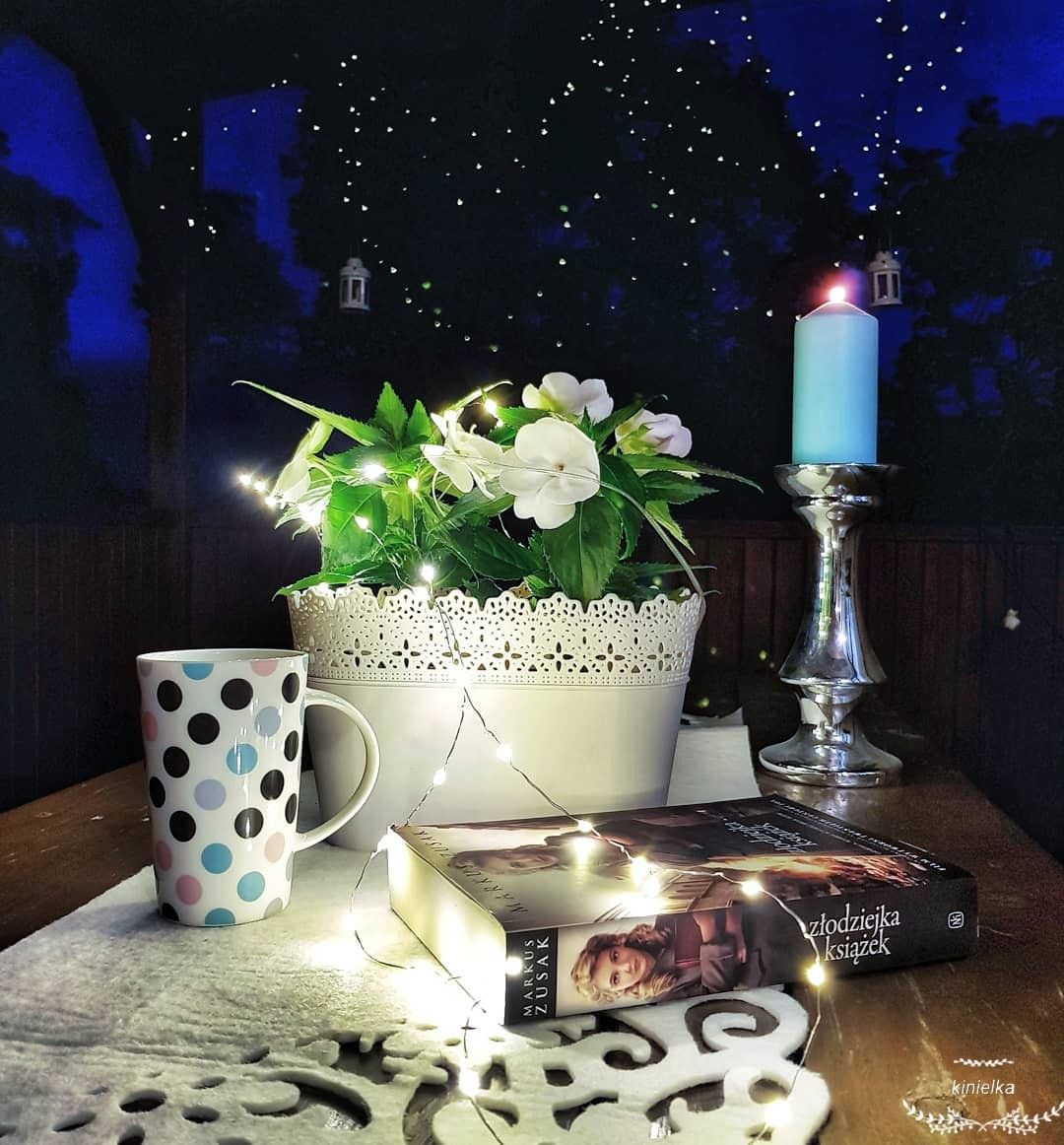 Flowers Book Books Night Candles Garden Love Ikea Homedecor Decorations Candle Night Garden Candles Mugs