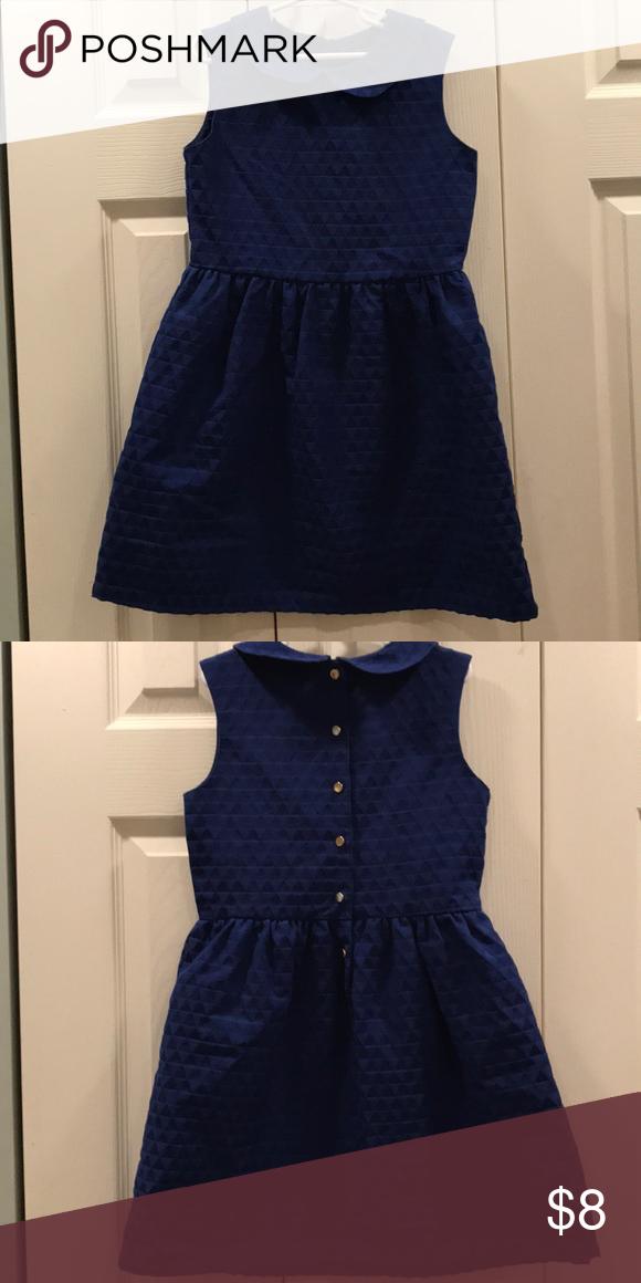 82a1da281f8 Forever 21 girls navy dress Navy blue dress Forever 21 Dresses Formal