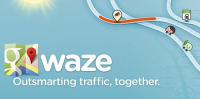 Waze GPS, Maps, Traffic Alerts & Live Navigation Apk