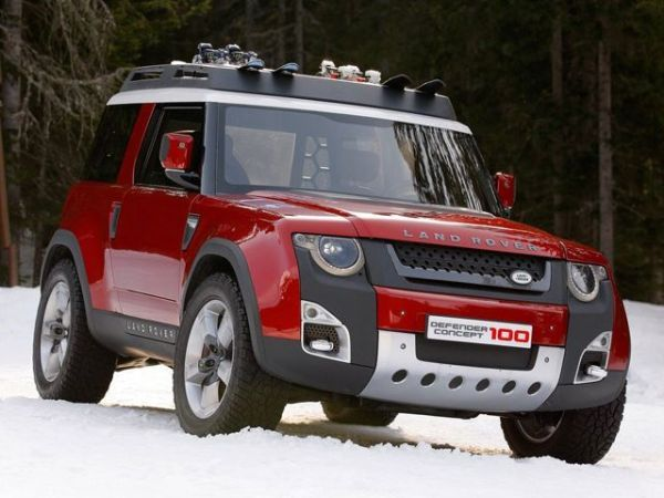 2018 Land Rover Defender Concept Usa Cars Pinterest Land Rover