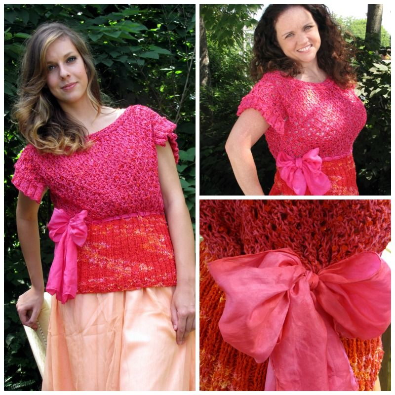 The Dutchess, Original Yarns by HPF pattern available on Ravelry.