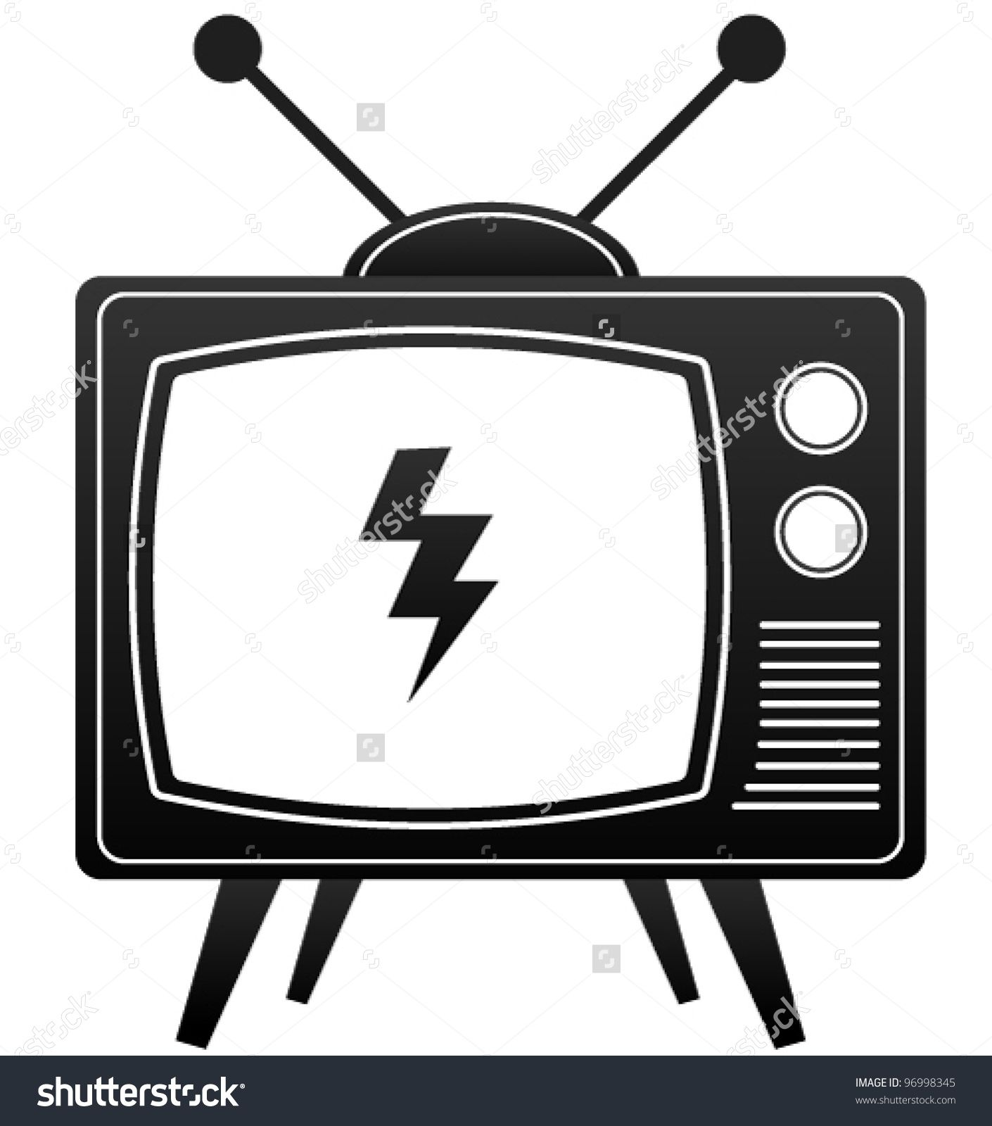 3d television stock vectors vector clip art shutterstock tvs rh pinterest ca television clipart picture television clipart outline