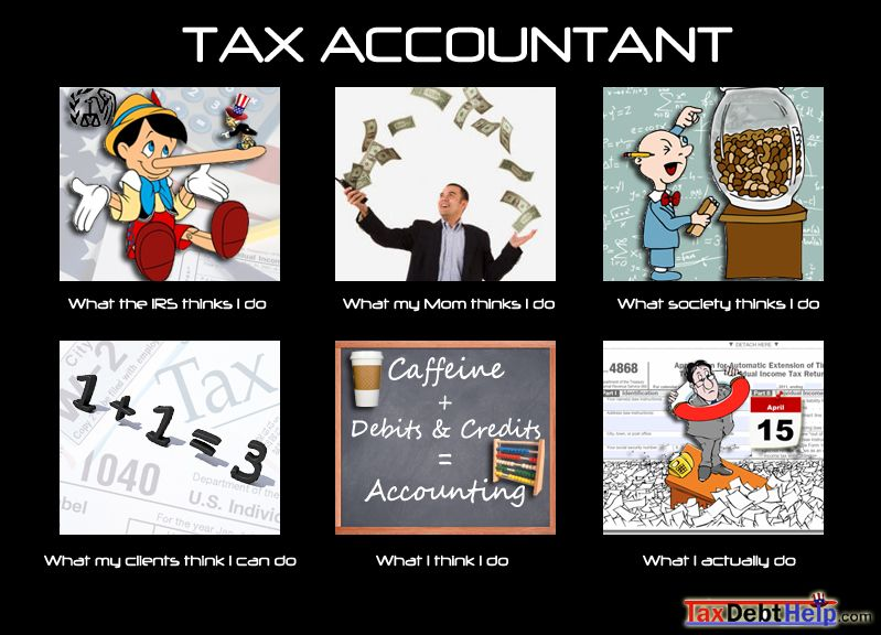 Funny Memes For Accountants : This meme is great just right for tax season