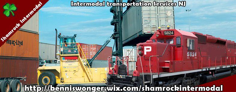 Shamrock #Intermodal NJ: intermodal #transportation services in NJ