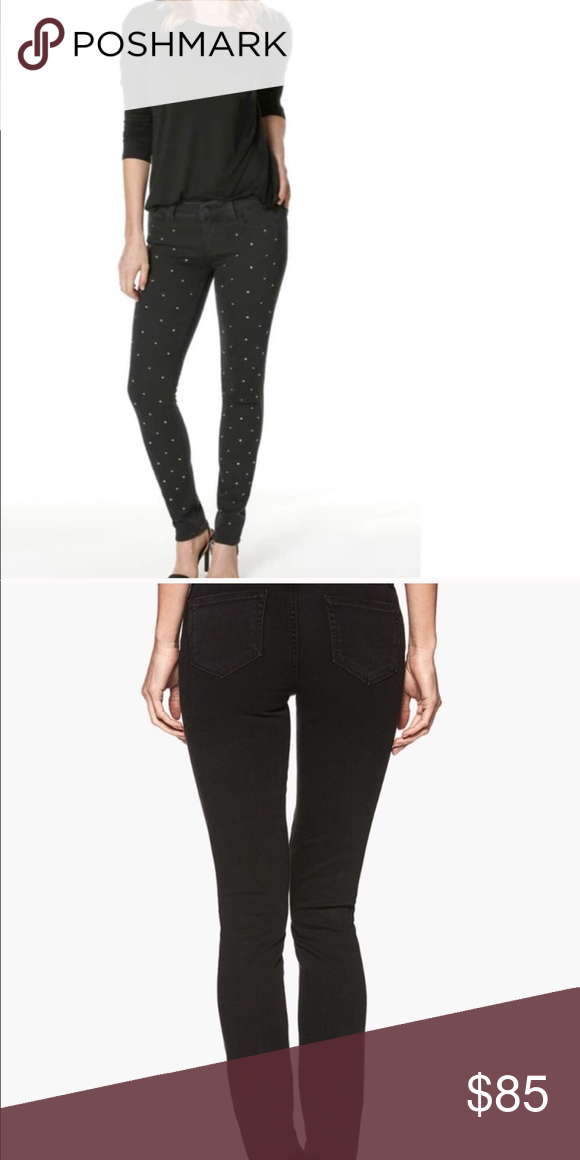 NEW • Paige • Verdugo Ultra Skinny Jeans Krystal N