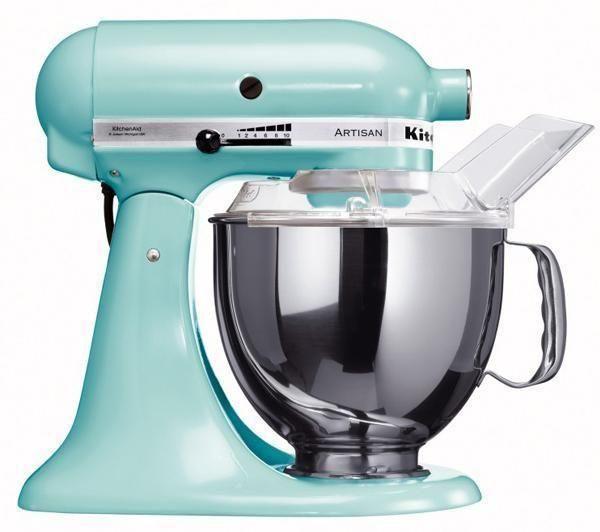 Kitchenaid Robot Su Base Artisan 5ksm150pseic Blu Ghiaccio Kitchenaid Robot Da Cucina Gadget Da Cucina