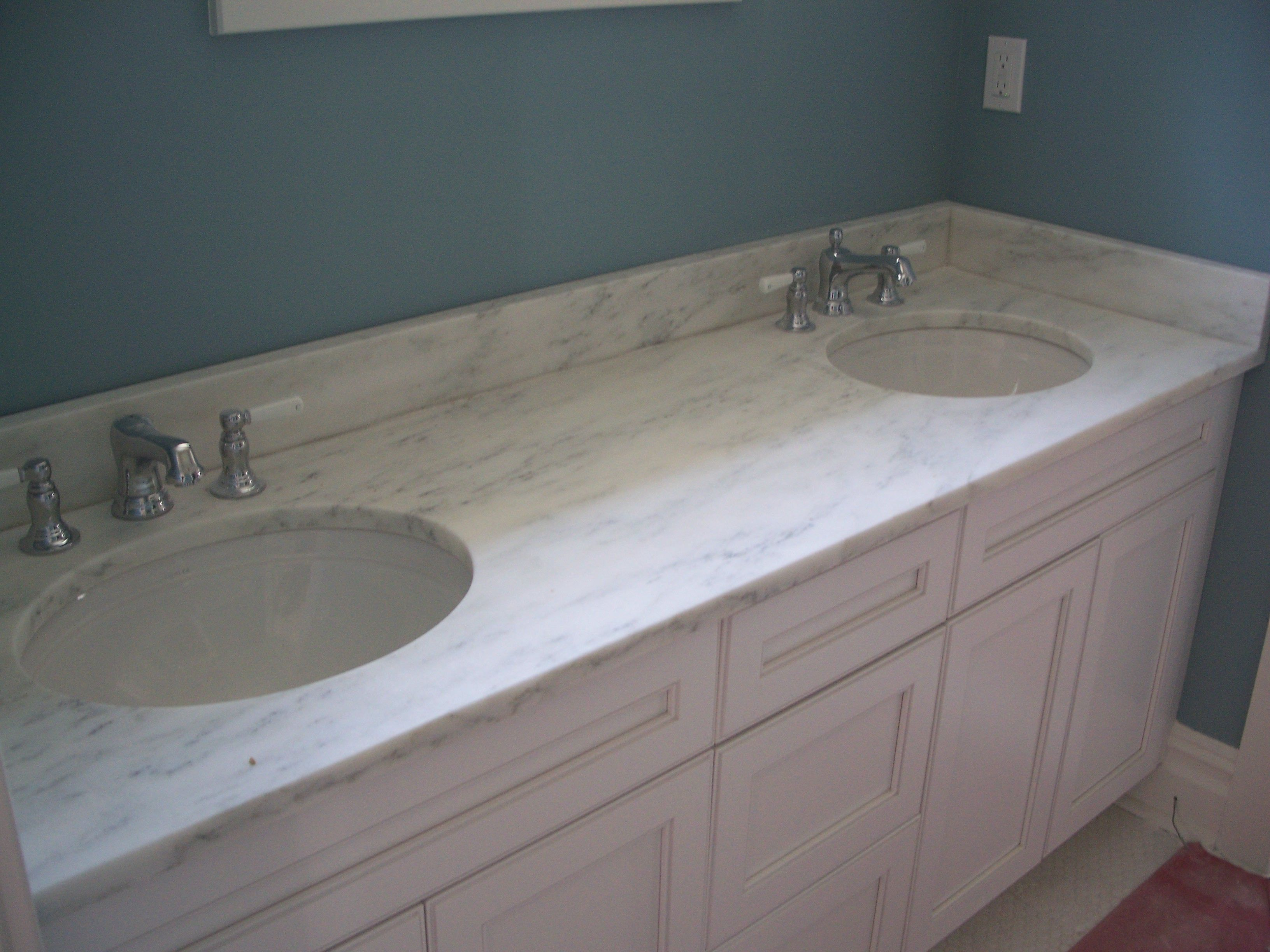 Marble bathroom counter tops - Image Result For Bathroom Marble Vanity Top Pictures