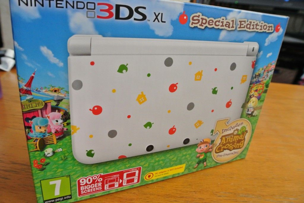Nintendo 3ds Xl Animal Crossing Console Review Nintendo 3ds Xl Nintendo 3ds 3ds Xl
