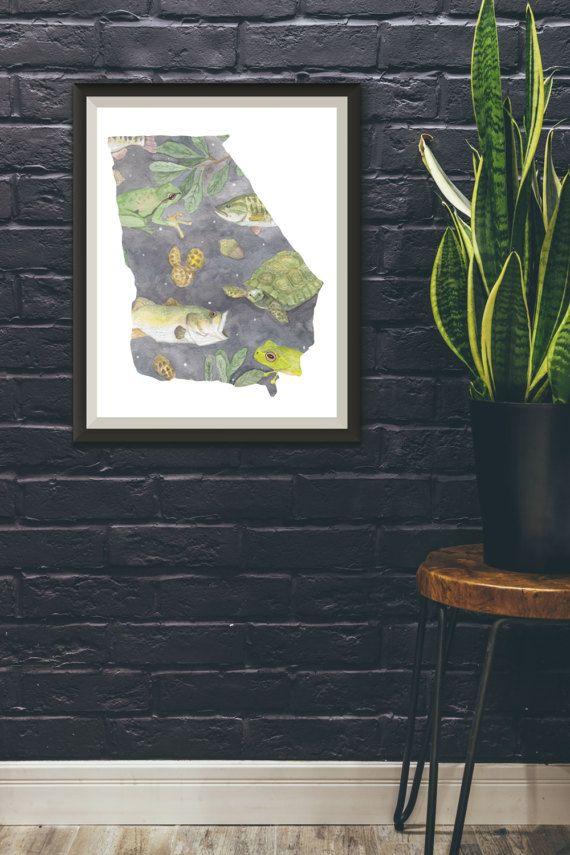 Wall Art Prints Garage Door Studio Peach Or Plum Pinterest