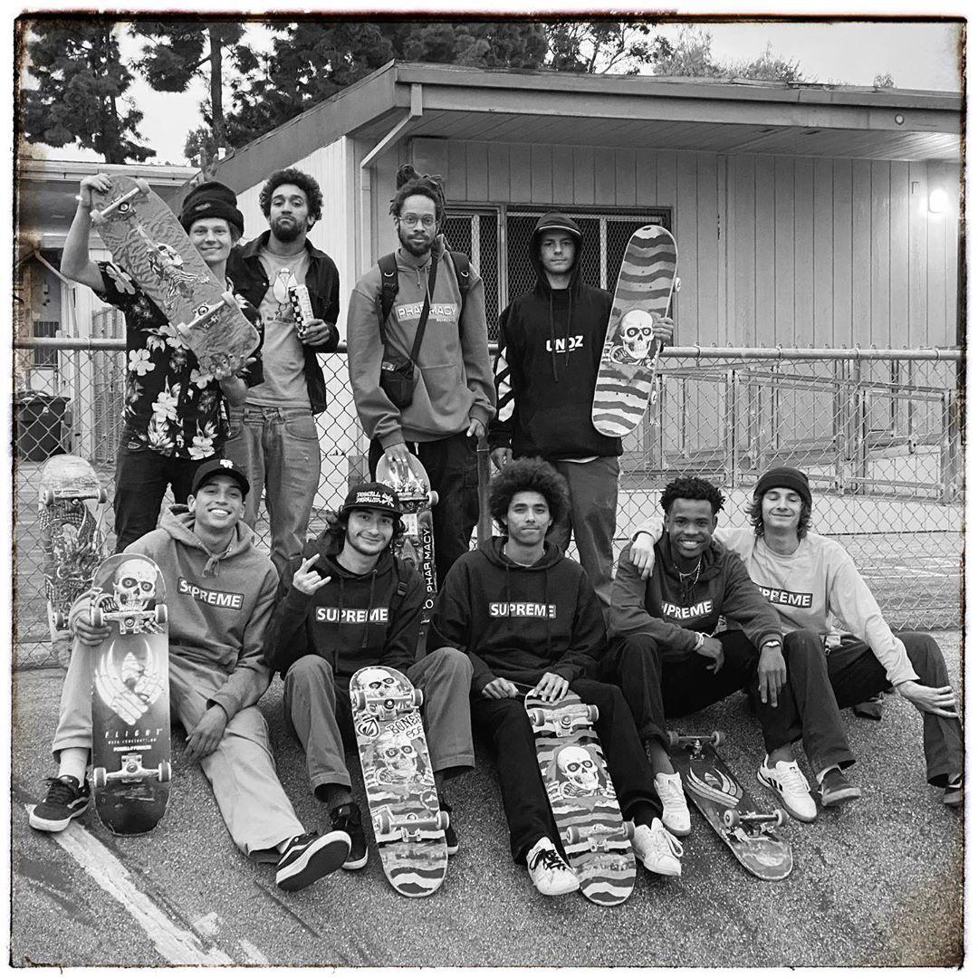 Powell Peralta In 2020 Powell Peralta Classic Skateboard George Powell