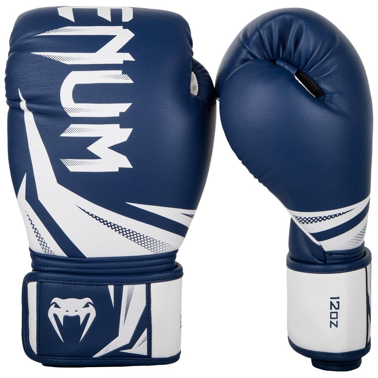 Venum Challenger 3 0 Boxing Gloves Navy White Boxing Gloves Boxing Training Gloves Gloves