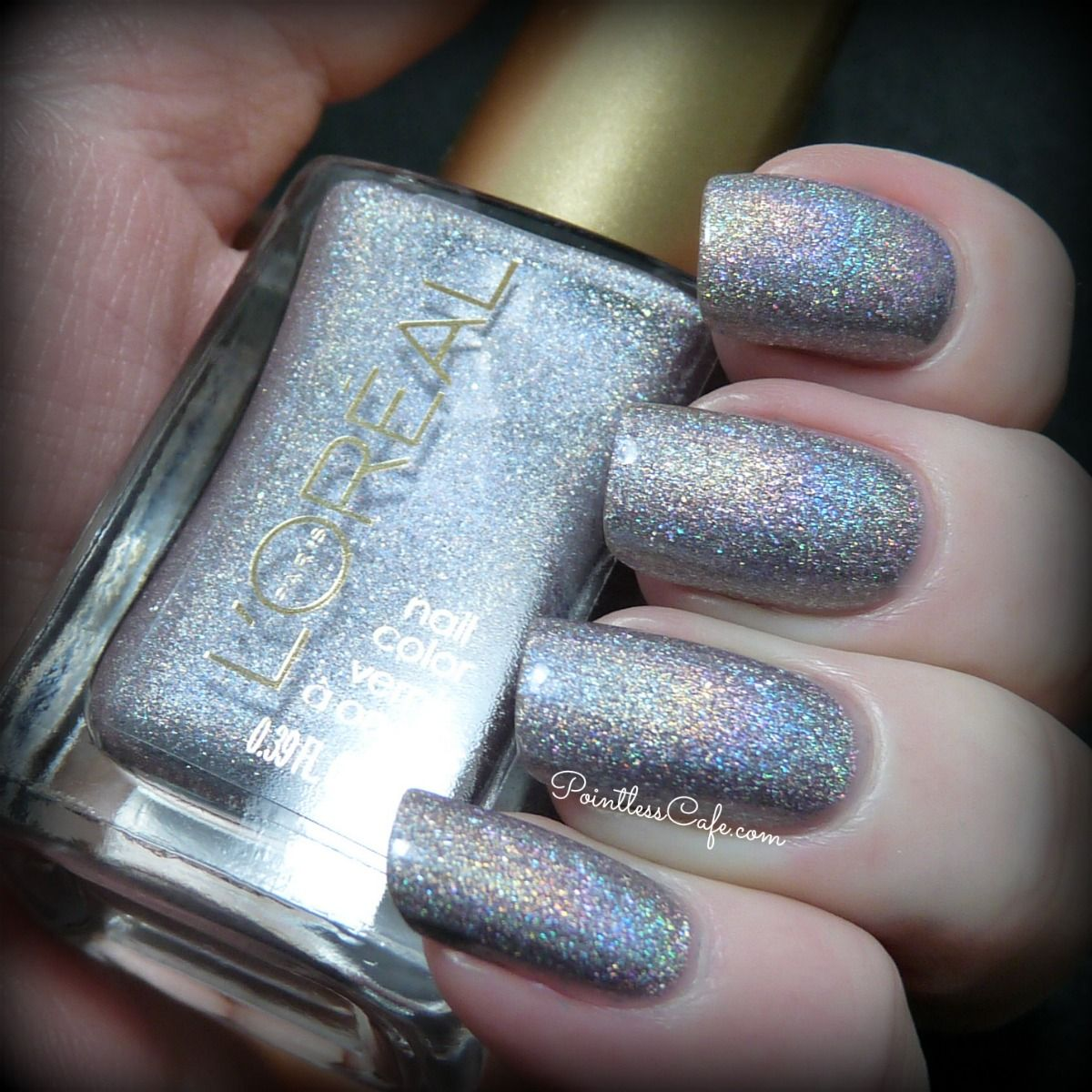 Revlon Transforming Effects - Holographic Pearls, can be worn alone ...