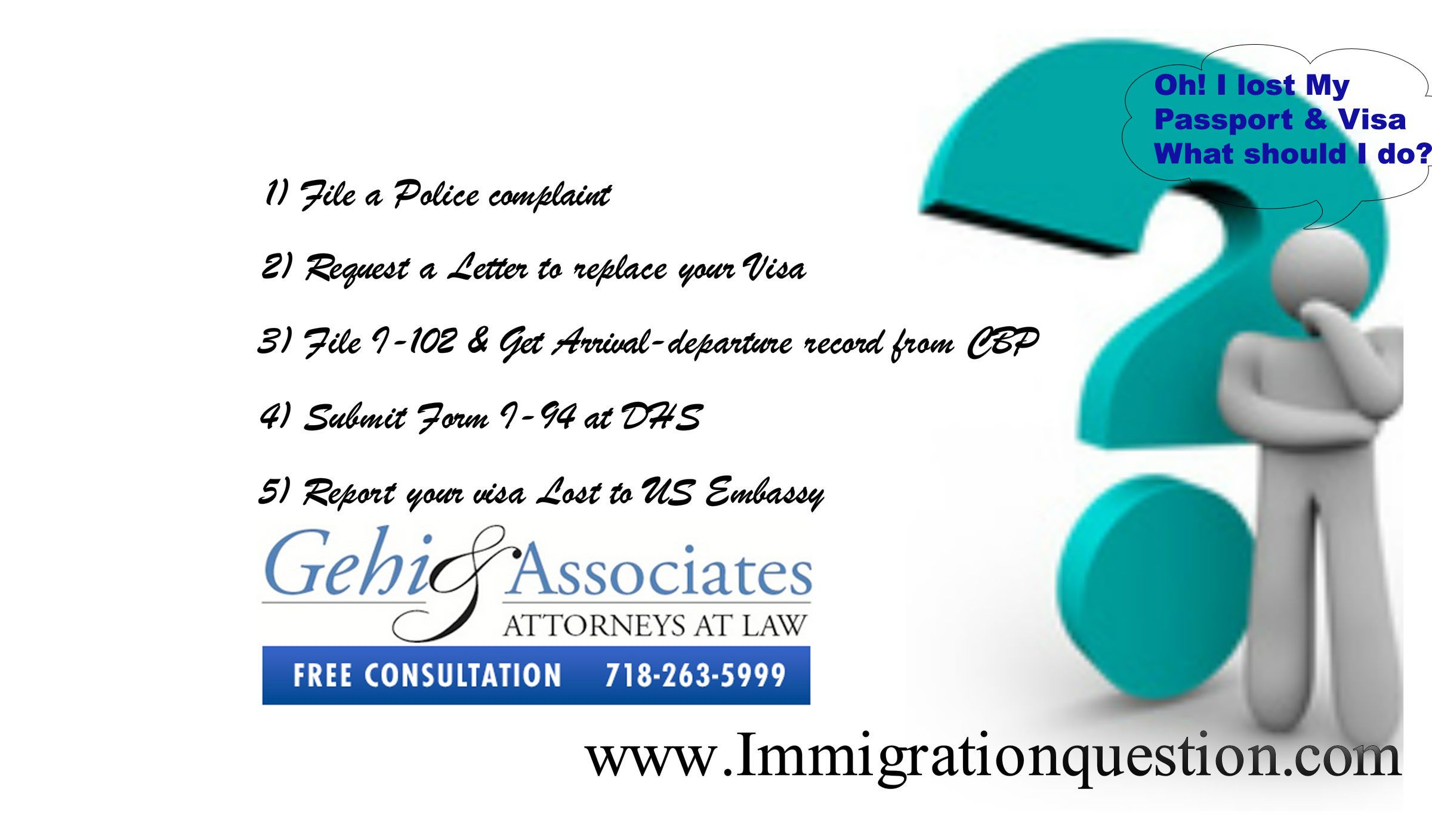 Gehi and associate is the best immigration law firm in NYC USA