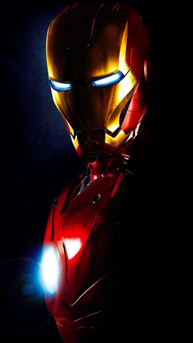 Iron Man IPhone 5s Wallpaper