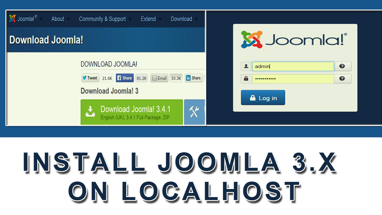 Joomla 3 SEO Modul Configuration + .htaccess | Joomla 3.0 Tutorials ...