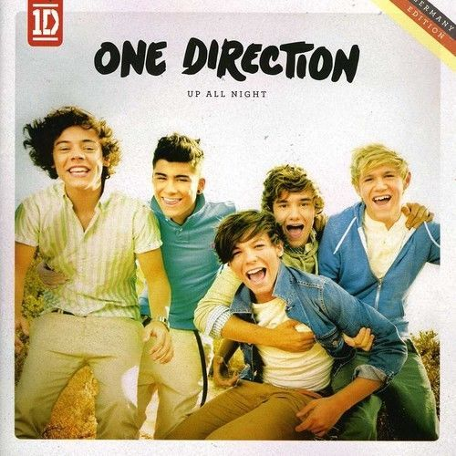 Details about One Direction - Up All Night (German Edition 16 Tracks) [New CD] Germany - Impor #onedirection2014