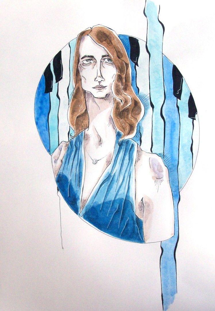 Пин на доске Artist Marina Tishchenko