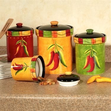 Chili Pepper Vine Swag Garland Kitchen Restaurant Mexican Kitchen Decor Mexican Restaurant Decor Chili Peppers Decor