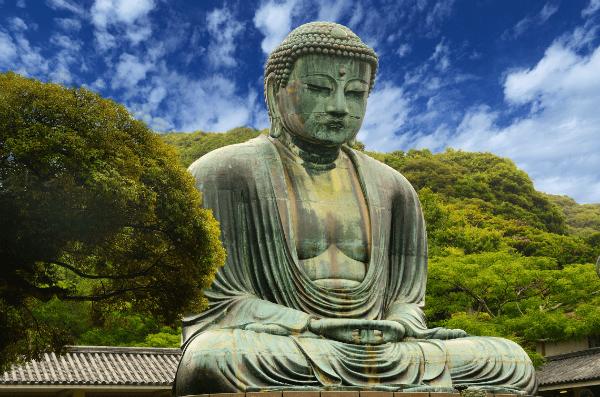 Kotokuin Temple | Attractions in Kamakura, Kanagawa