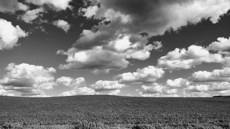 Black White Panoramic Sky Photo Panoramic Clouds Panoramic Art Large Wall Art Sky Photo Landscape Gray Panoramic Art Winter Landscape Landscape Prints