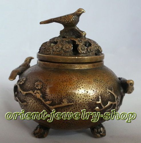 6.75 inch //China/'s old copper hand-carved eight immortal dragon /& noble teapot