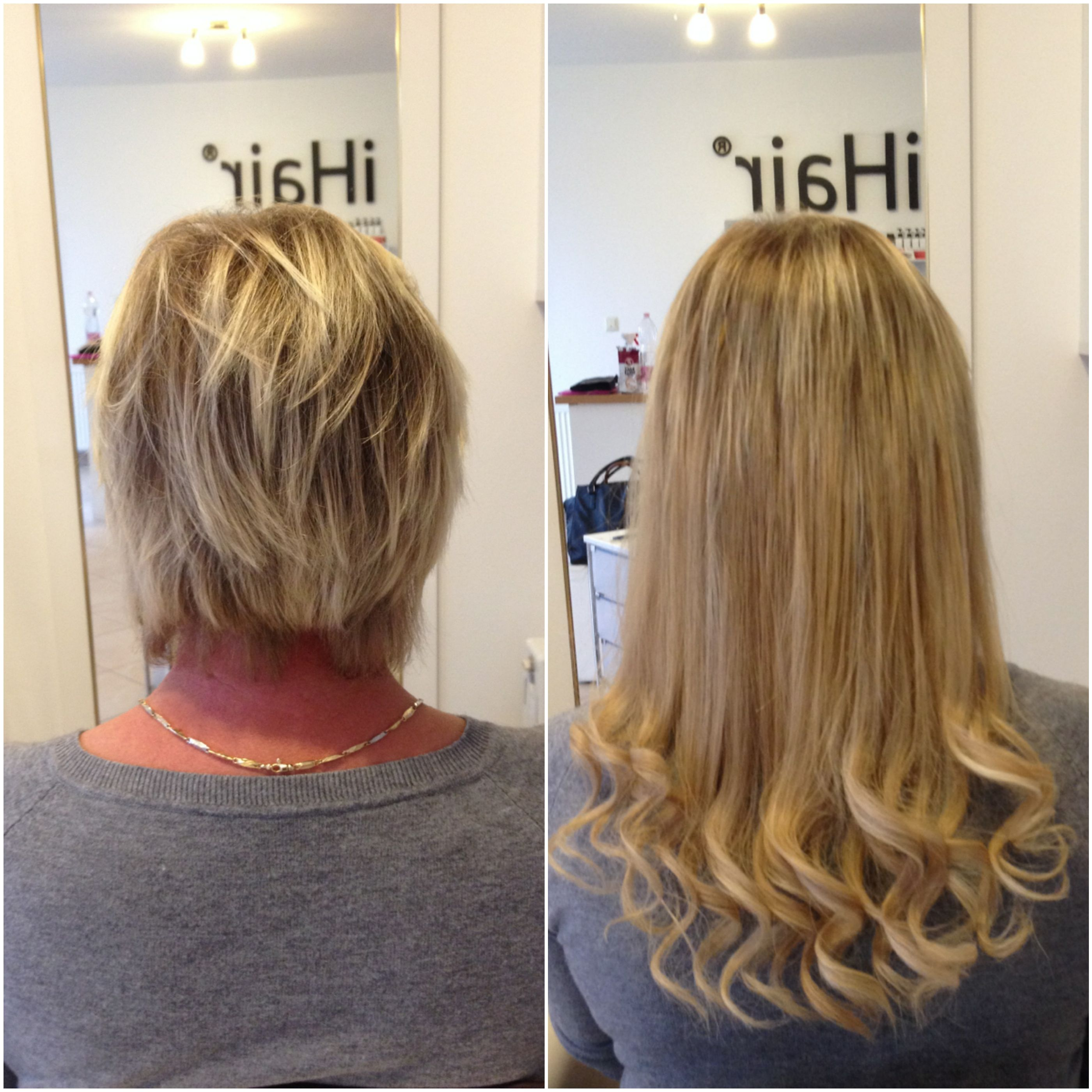 40 Cm 16 Inches Hairexensions From The Ihair Dunakeszi Ihair